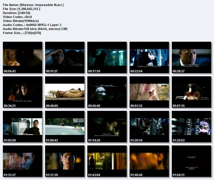 MISSION: IMPOSSIBLE III-ΕΠΙΚΊΝΔΥΝΗ ΑΠΟΣΤΟΛΉ 3 (2006) Mission_Impossible_III