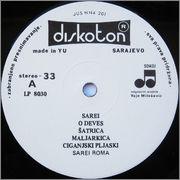 Haris Dzinovic  - Diskografija  Haris_Dzinovic_1981_s_A