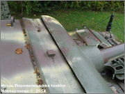 "Немецкий тяжелый танк PzKpfw V Ausf.G  ""Panther"",  rue D'Erezee, Manhay, Belgique Panther_Manhay_177"