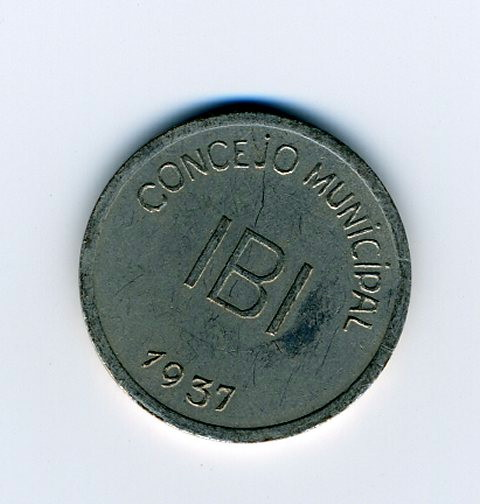Pruebas de las monedas de 1 peseta de Ibi en níquel 1_1_peseta_anverso_5_9