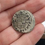 16 maravedís de Felipe IV, de Segovia, 1661. 20180209_115851-1
