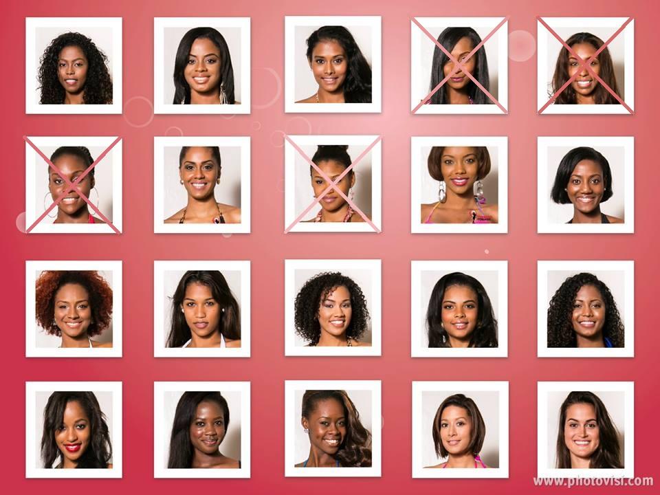 Road to Miss Trinidad & Tobago Universe 2013 DAMN