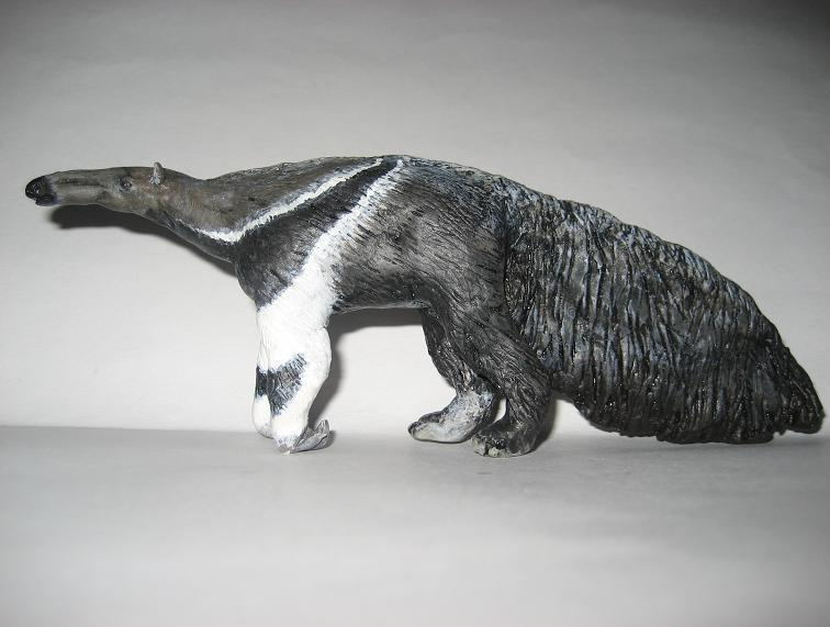 A gift from Heaven!!! Harriet's giant anteater... Hkanteater