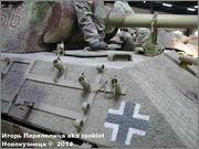 "Немецкий тяжелый танк PzKpfw V Ausf.А  ""Panther"", Sd.Kfz 171,  Musee des Blindes, Saumur, France Panther_A_Saumur_010"