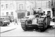Камуфляж французских танков B1  и B1 bis Char_B_1_bis_73_1_Ouragan