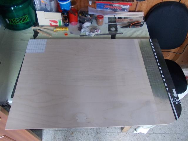 Diorama: Taller mecánico clásico, escala 1/10 DSCN6245