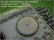 Советский тяжелый танк КВ-1, завод № 371,  1943 год,  поселок Ропша, Ленинградская область. 1_045