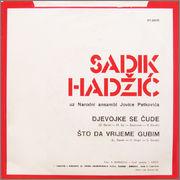 Sadik Hadzic - Diskografija Omot_ZS