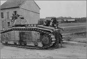 Камуфляж французских танков B1  и B1 bis Char_B_1_bis_52_2_Bourrasque