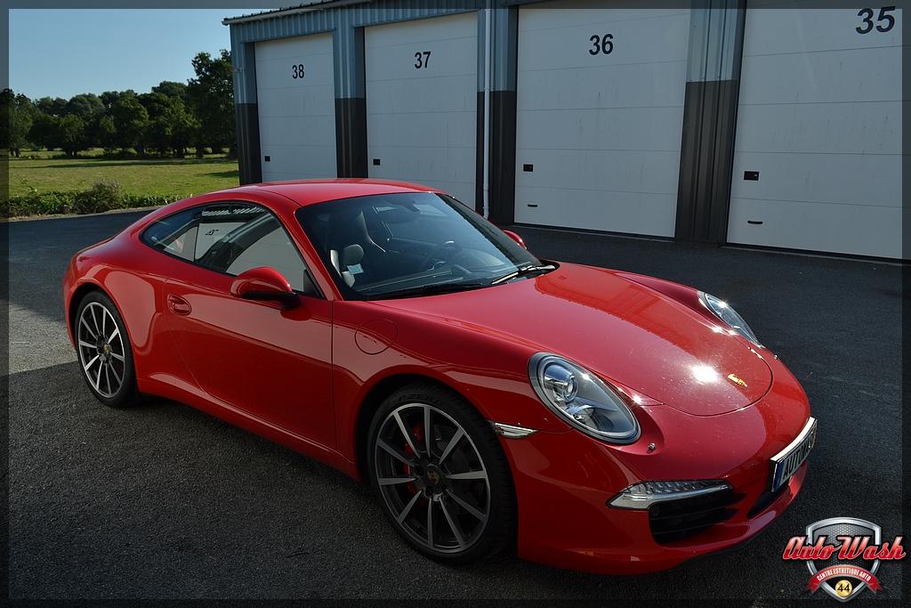 Porsche 991 Carrera S rénovation extérieure 1_1