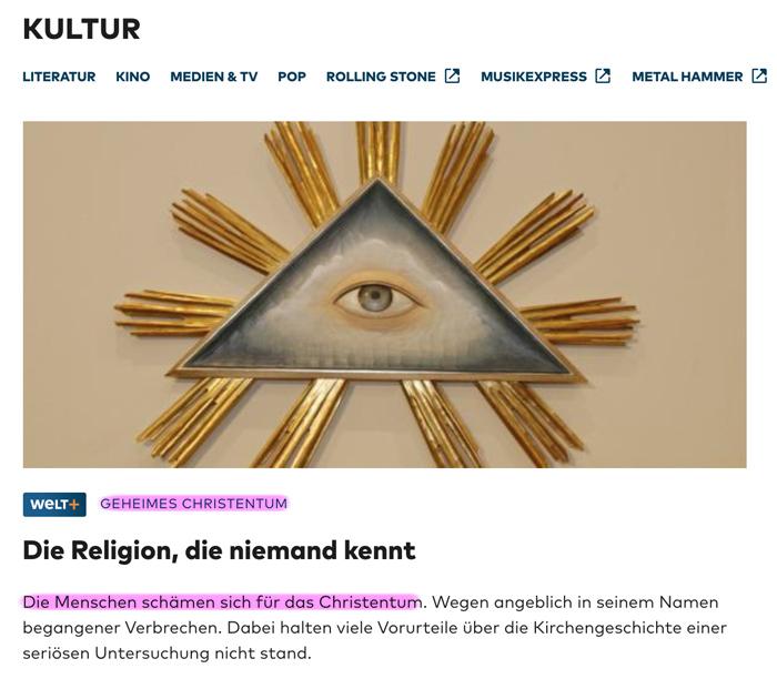 Symbolik rund ums Auge - Seite 5 Christentum