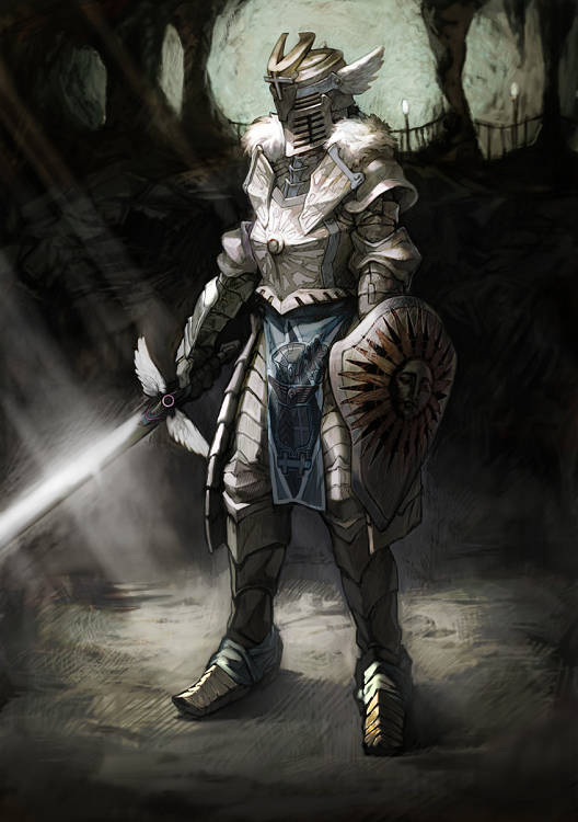 [NC] War of the Roses Knight