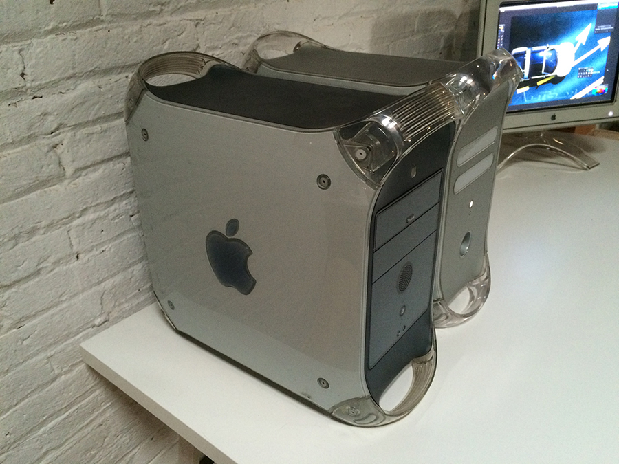 [Vendo] iMacs G3, G4's, Monitores era translúcida Apple IMG_2673