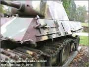 "Немецкий тяжелый танк PzKpfw V Ausf.G  ""Panther"",  rue D'Erezee, Manhay, Belgique Panther_Manhay_186"