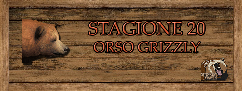 Orso Grizzly - ST. 20 ORSO_GRIZZLY_20