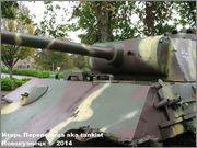 "Немецкий тяжелый танк PzKpfw V Ausf.G  ""Panther"",  rue D'Erezee, Manhay, Belgique Panther_Manhay_188"