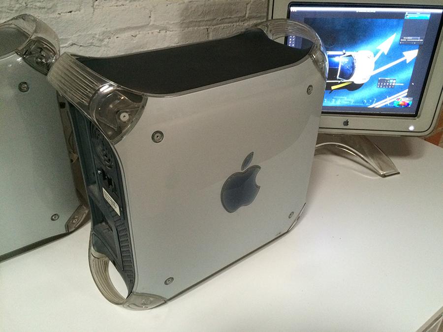 [Vendo] iMacs G3, G4's, Monitores era translúcida Apple IMG_2675