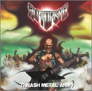 "Autopsya ""Thrash Metal Army"" 2013 Front"
