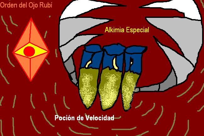 Técnicas de Alkimia Especial - Ojo Rubí Poci_n_de_Velocidad