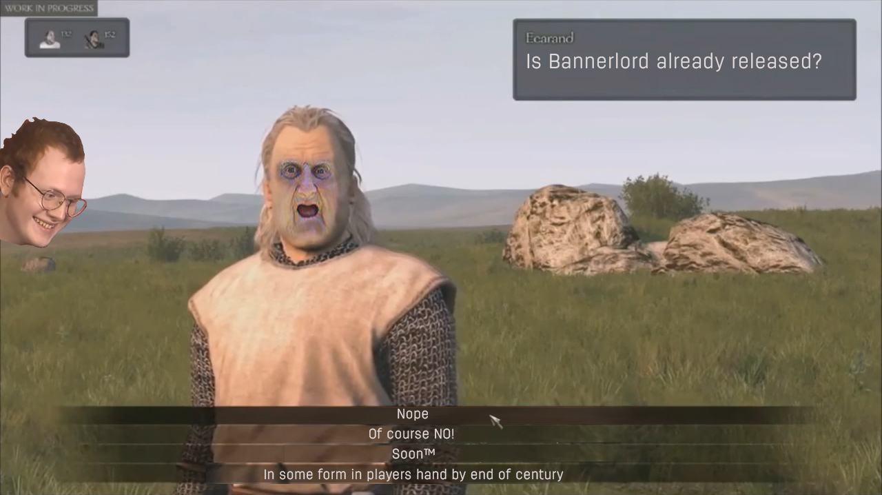 Avatares, memes y gifs de Bannerlord Released_or_Not