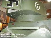 Советский легкий танк Т-26, обр. 1933г., Panssarimuseo, Parola, Finland  26_036