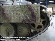 "Немецкий тяжелый танк PzKpfw V Ausf.А  ""Panther"", Sd.Kfz 171,  Musee des Blindes, Saumur, France Panther_A_Saumur_008"