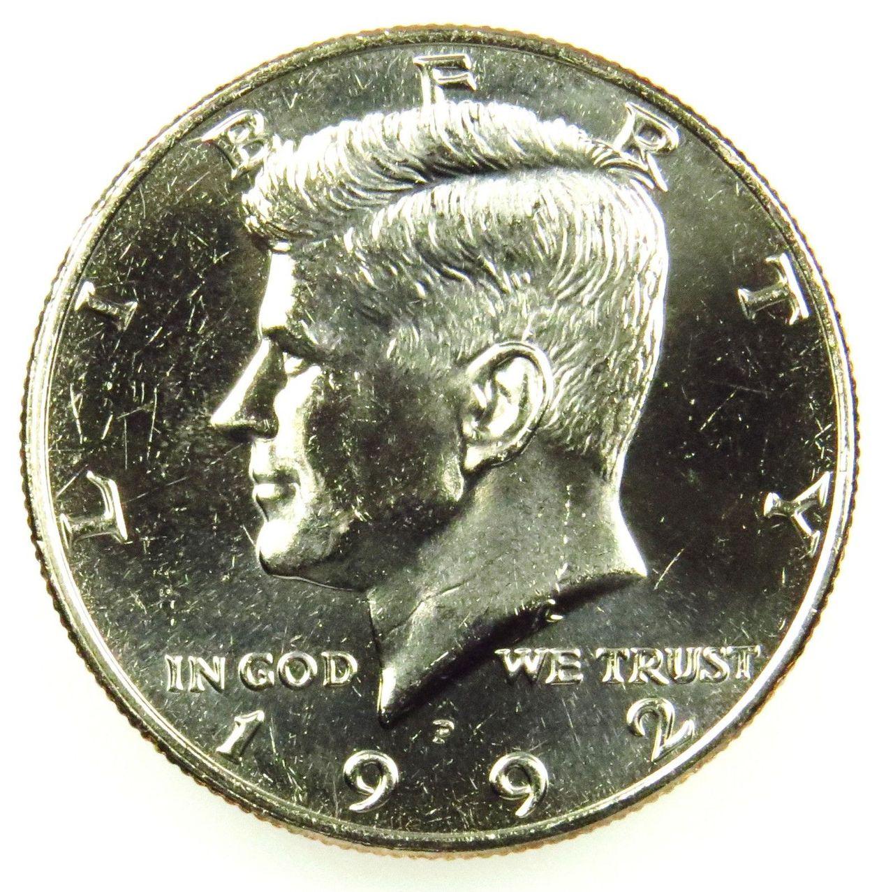 Colección Kennedy 1964 - 1987 - Página 2 1992p1