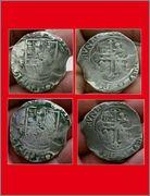 8 reales macuquinos. Felipe III. Méjico. MF (1607-1617) - Página 2 Studio_20160127_170352
