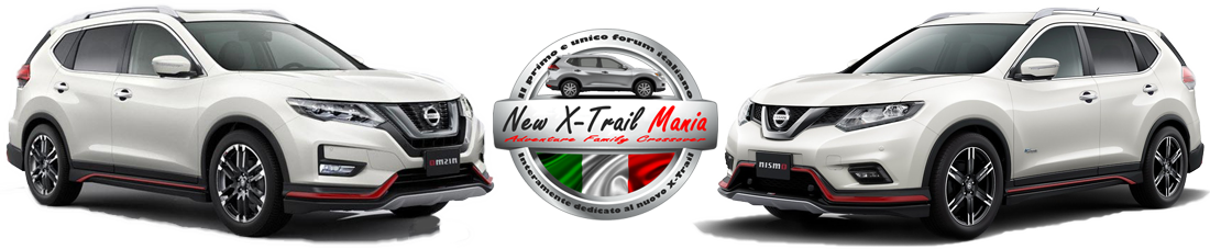 New Nissan X-Trail Mania - FORUM