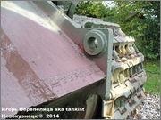 "Немецкий тяжелый танк PzKpfw V Ausf.G  ""Panther"",  rue D'Erezee, Manhay, Belgique Panther_Manhay_192"