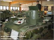 Советский легкий танк Т-26, обр. 1933г., Panssarimuseo, Parola, Finland  26_011