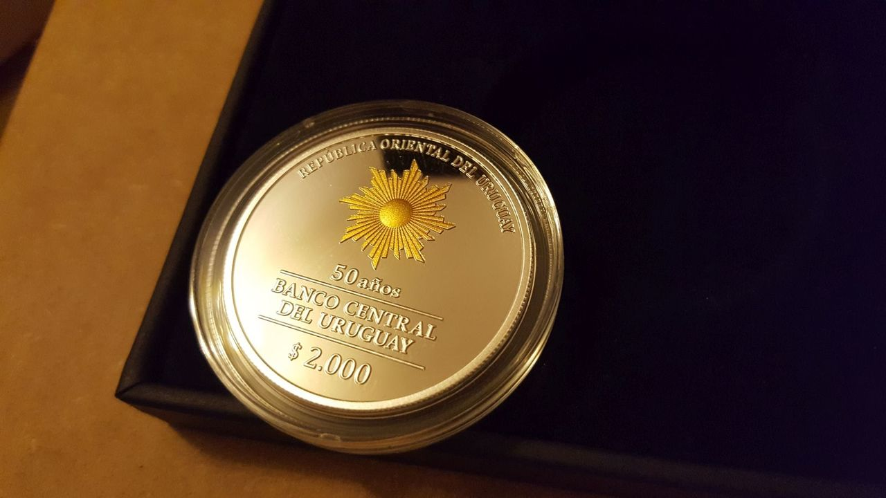 Monedas conmemorativas de Uruguay acuñadas en plata 1961 - Presente. - Página 2 20170706_220700