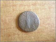 Semis de Carteia, época de Tiberio. CAESARIBVS IIII VIR. CART. Timón. P1260167