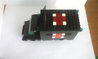 Ambulancia Iveco con sluban Image