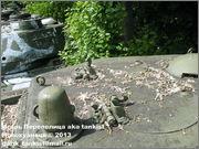 Советский средний танк Т-34, музей Polskiej Techniki Wojskowej - Fort IX Czerniakowski, Warszawa, Polska 34_124