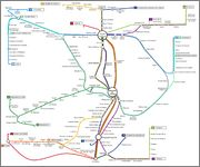 Propuesta para el transporte público y privado en Madrid Propuesta_Red_de_Cercan_as_Madrid