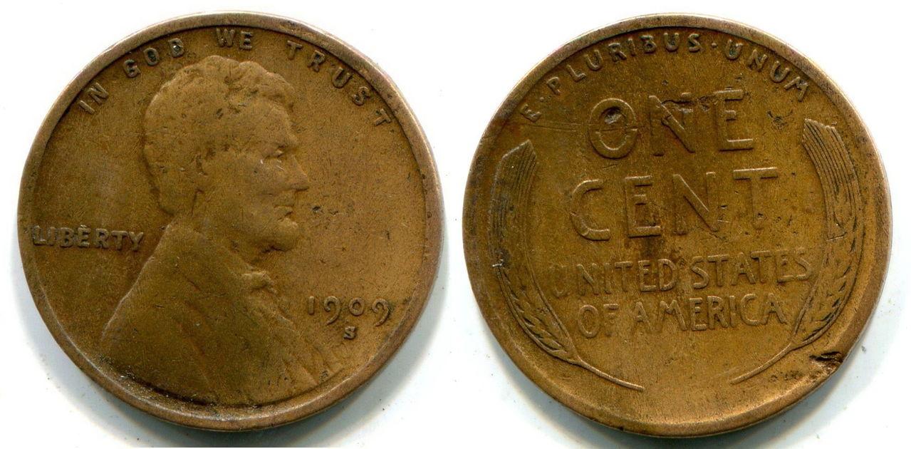 Coleccion Centavos Lincoln 1909-2016 - Página 2 1909s