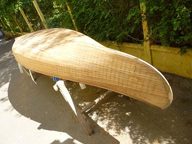 canoe bois...éviter les mauvaises surprises.... Bois