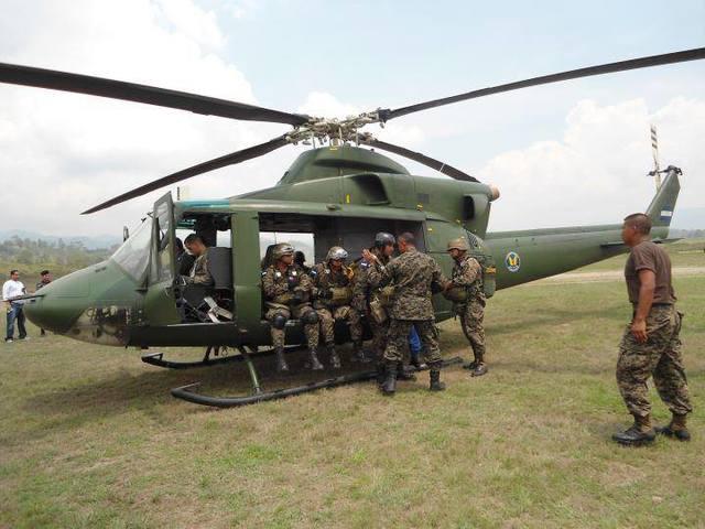Fuerzas Armadas de Honduras 1208941_10151726359713763_1270674335_n