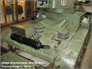 Советский легкий танк Т-26, обр. 1933г., Panssarimuseo, Parola, Finland  26_023
