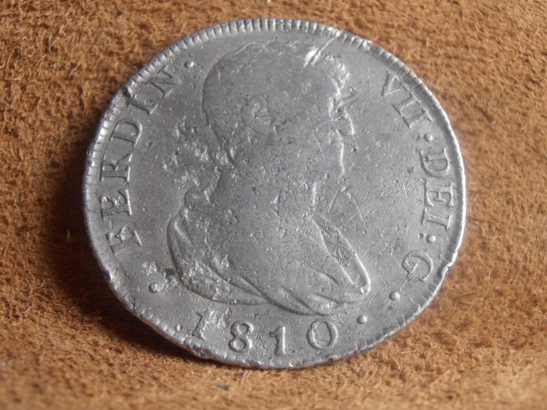 4 Reales 1810 Fernando VII - Valencia P8218603