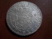 8 Reales de Méjico de 1.768, Carlos III DSCN2237
