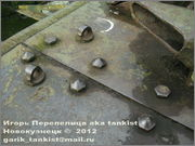 Советский тяжелый танк КВ-1, завод № 371,  1943 год,  поселок Ропша, Ленинградская область. 1_046