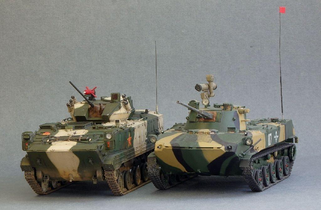 БМД Китая  ZLC 2000   Image