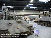 "Немецкий тяжелый танк PzKpfw V Ausf.А  ""Panther"", Sd.Kfz 171,  Musee des Blindes, Saumur, France Panther_A_Saumur_007"