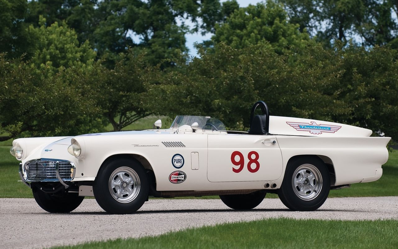 Bird Racer of Acalatraz Ford_Thunderbird_Experimental_Race_Car_1957