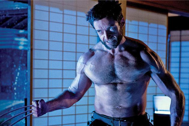 Hugh Jackman The_Wolverine