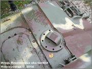 "Немецкий тяжелый танк PzKpfw V Ausf.G  ""Panther"",  rue D'Erezee, Manhay, Belgique Panther_Manhay_179"
