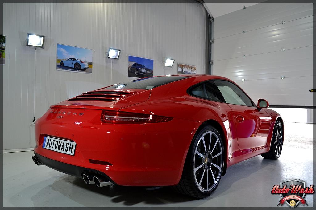 Porsche 991 Carrera S rénovation extérieure 1_50