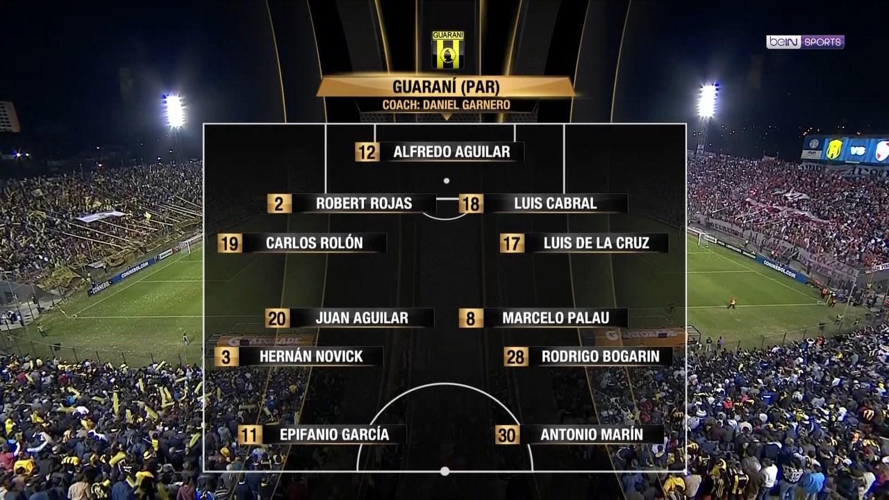 Copa Libertadores 2017 - Octavos de Final - Ida - Guaraní Vs. River Plate (1080i) (Castellano) Image